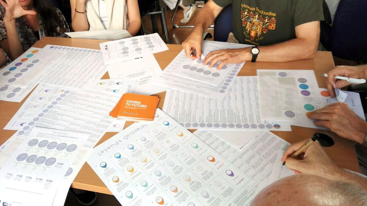 Mares Madrid - Economía Solidaria