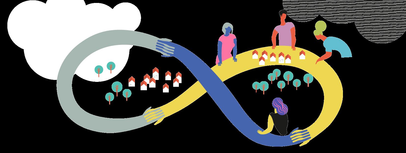 Imagen representativa del Área de Políticas Públicas de Dinamia Consultoría Social